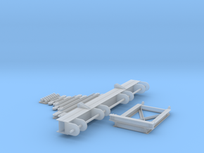 M32 Treadway Bridge Adapter in Smooth Fine Detail Plastic: 1:35