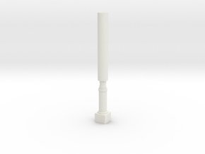 1-72 IED Ant (1) in White Natural Versatile Plastic