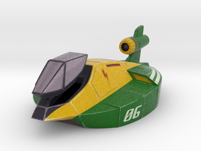 Wild Goose (F-Zero) in Full Color Sandstone