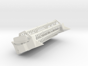F15 Flex in White Natural Versatile Plastic