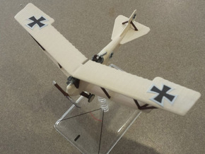 Lohner B.VII (armed) in White Natural Versatile Plastic: 1:144