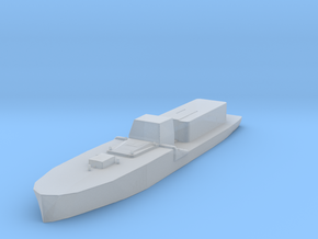 1/285 Scale IJN Command Boat in Smooth Fine Detail Plastic