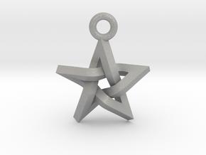 Penrose Pentagram in Aluminum