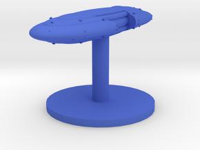 Lozen Class in Blue Processed Versatile Plastic