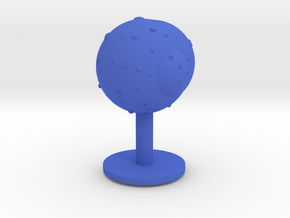 Striker Class in Blue Processed Versatile Plastic