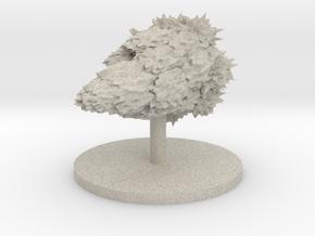 Indweller Vessel in Natural Sandstone