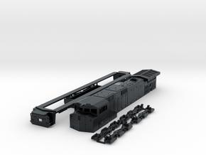 TT scale C44-9wl in Black Hi-Def Acrylate
