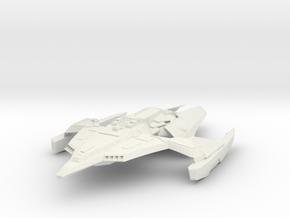 NEW Jem'Hadar  BattleCruiser in White Natural Versatile Plastic