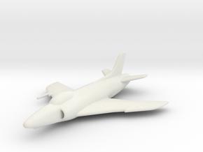 Supermarine Swift in White Natural Versatile Plastic: 1:200