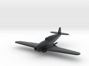 1/144 Rogožarski IK-3 in Black Hi-Def Acrylate