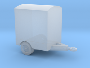 1/110 Scale Power Distribution Trailer in Smooth Fine Detail Plastic