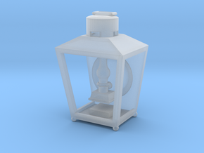 EP78 Oil Lamp & Case in Smooth Fine Detail Plastic