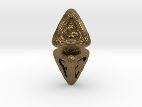 DPS DIE D6 001 in Natural Bronze
