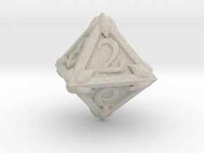 D8 Dragonclaws in Natural Sandstone