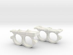 Doctor Strange Sling Rings in White Natural Versatile Plastic