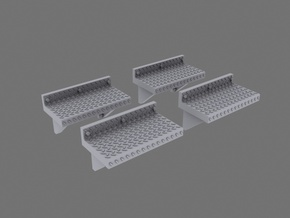 2200 trap (H0) in Smooth Fine Detail Plastic