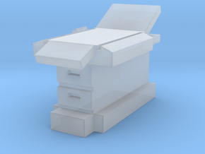 Medical Table in Smooth Fine Detail Plastic