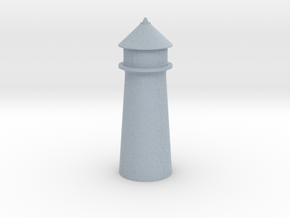 Lighthouse Pastel Dark Blue in Full Color Sandstone