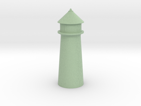Lighthouse Pastel Green in Full Color Sandstone