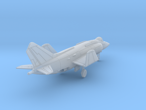 010D Yak-38 1/200 Folded Wings in Frosted Ultra Detail