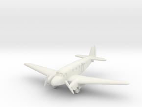 Caudron C.445 Goeland 1/200 in White Natural Versatile Plastic
