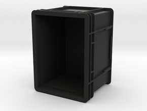 Box Type 3 - 1/10 in Black Natural Versatile Plastic