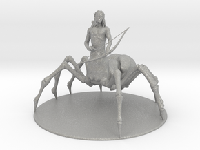 Drider Miniature in Aluminum: 1:60.96