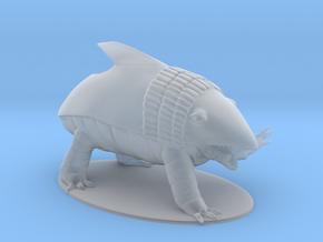 Bulette Miniature in Smooth Fine Detail Plastic: 1:60.96