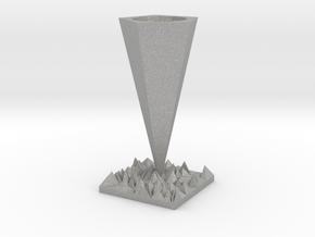 Vase in Aluminum