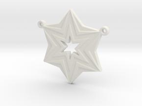 s11-ch in White Natural Versatile Plastic