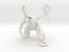 Froghemoth Miniature in White Natural Versatile Plastic: 1:60.96