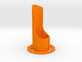 JARRUS in Orange Strong & Flexible Polished