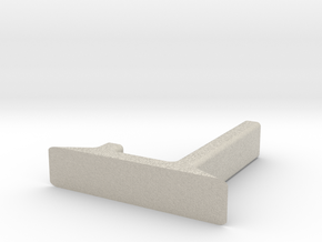 Phone Holder in Natural Sandstone