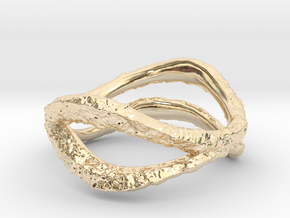 Dual Stone Ring in 14K Yellow Gold: 5 / 49