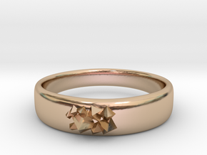 Eclat in 14k Rose Gold Plated
