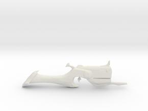 Whisper in White Strong & Flexible