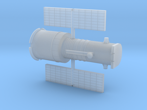 012I Hubble Partially Deployed - 1/500 in Smooth Fine Detail Plastic