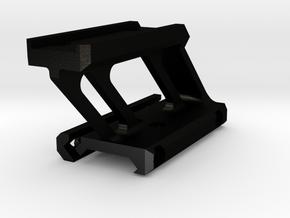 T1 Micro AImpoint Mount in Matte Black Steel