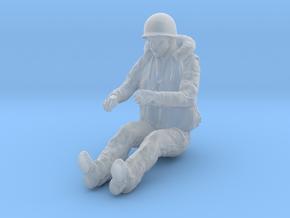 1-16 USN Sailor Lifevest Bofors Gunner 2 in Smooth Fine Detail Plastic