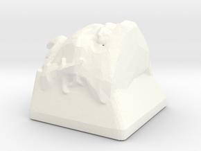 Cherry Mx Dota 2 Pudge Keycap (R4) in White Processed Versatile Plastic