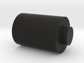 Wheel Rod in Black Strong & Flexible