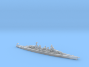 USN CC1 Lexington [1935] in Smooth Fine Detail Plastic: 1:1800