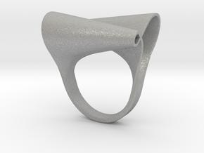 Ring ottoconico liscio in Aluminum: 10 / 61.5