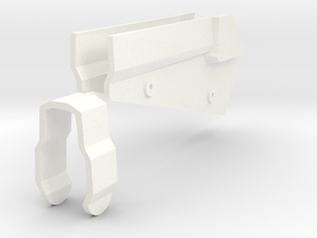 Dwayne The Rock Johnson's 1:6 Safariland holster in White Processed Versatile Plastic