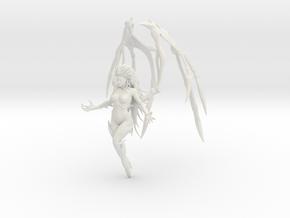 1/12 Queen of Blades Kerrigan (Hi-Poly Detailed) in White Natural Versatile Plastic