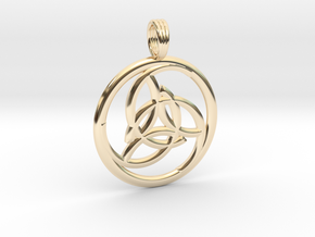MOONSHINE in 14K Yellow Gold