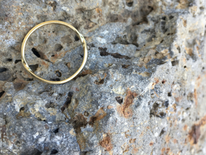 Infinity Ring in 14k Gold Plated: 7 / 54