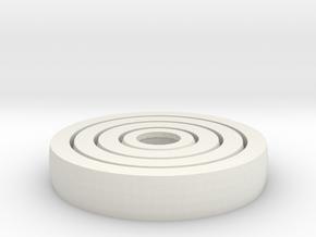Spinny Fidget in White Strong & Flexible