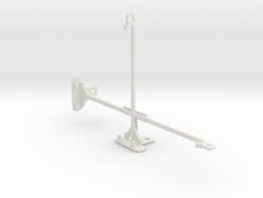 Dell Venue 8 7000 tripod & stabilizer mount in White Natural Versatile Plastic