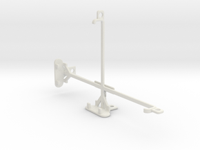 LG G Pad 7.0 LTE tripod & stabilizer mount in White Natural Versatile Plastic